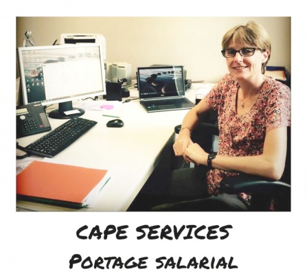 Emmanuelle Carriere - dirigeante Cape Services