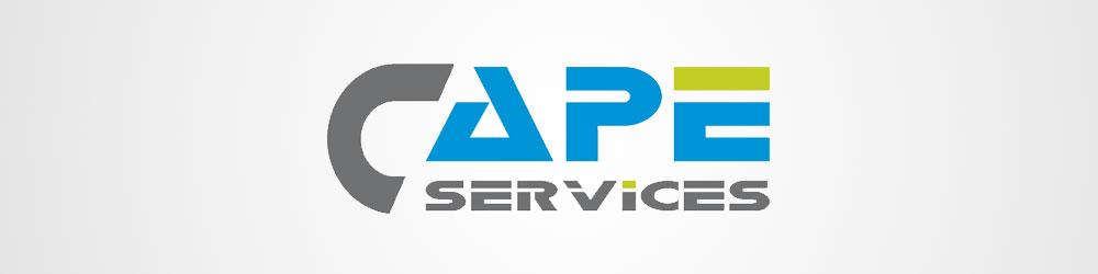 ZOOM sur la nouvelle identité pour CAPE SERVICES