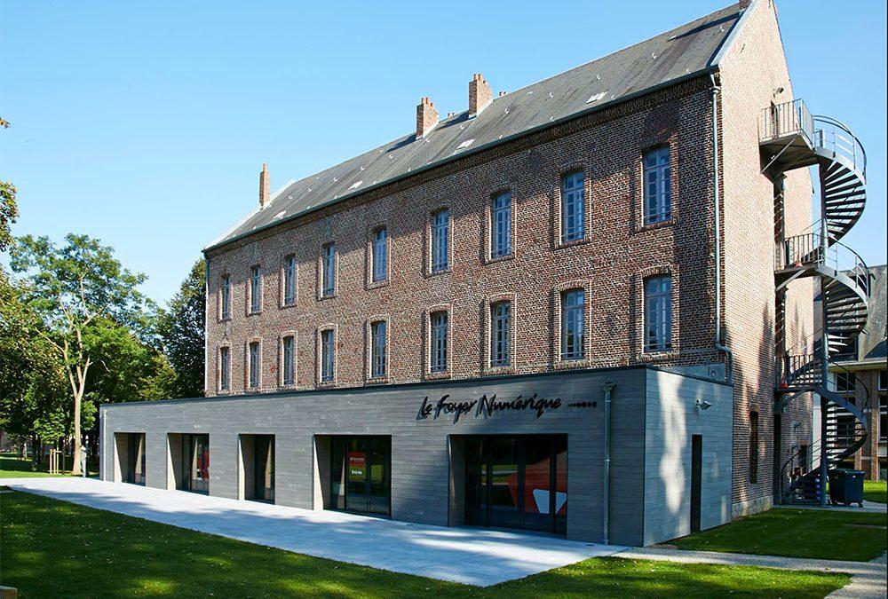 CAPE Services au Foyer Numérique ARRAS (La Citadelle)